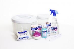 Milton Sterilising Starter Kit