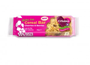 Cherries _amp_ Berries Cereal Bar_ _0_99 - Mrs Crimble_s