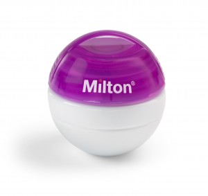 Milton mini soother steriliser Purple Ret