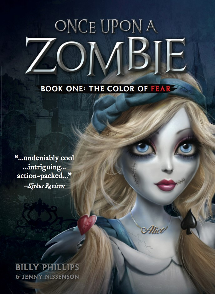 Once Upon a Zombie Cover Final