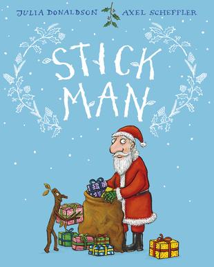 Stick Man Book Cover