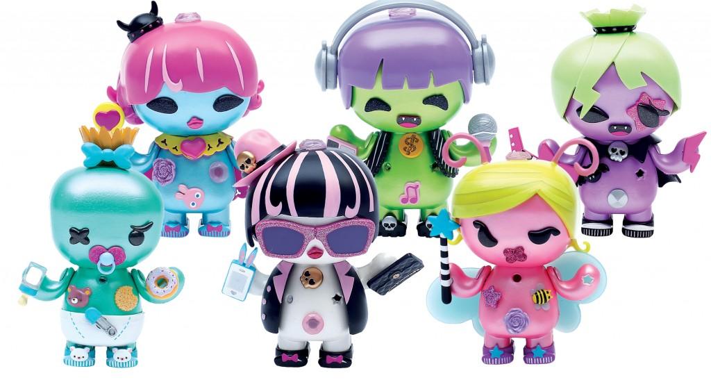 All 6 U Hugs Dolls