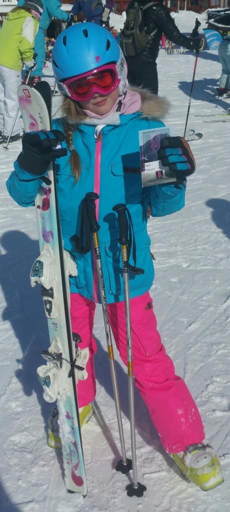 ski babe