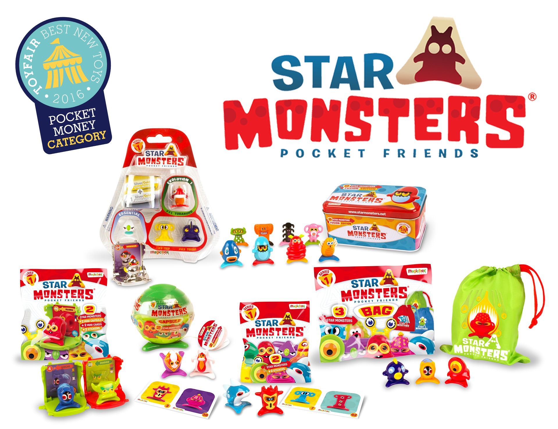 Star Monsters