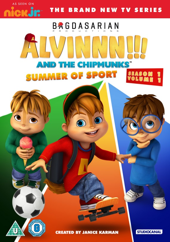 Alvin And The Chipmunks Jeanette Sos