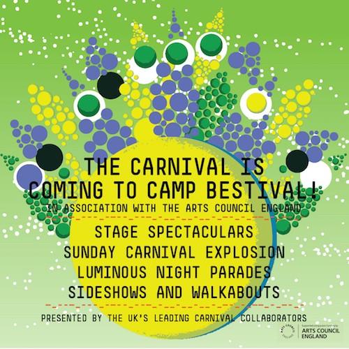 Camp Bestival Carnival