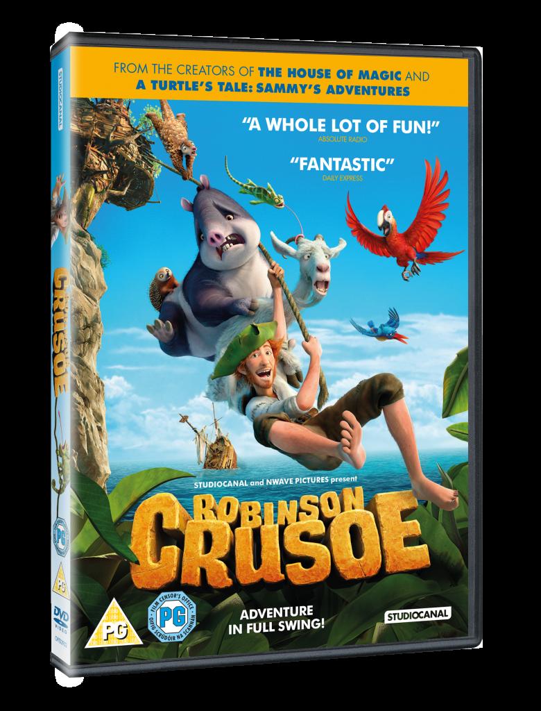 DVD prize