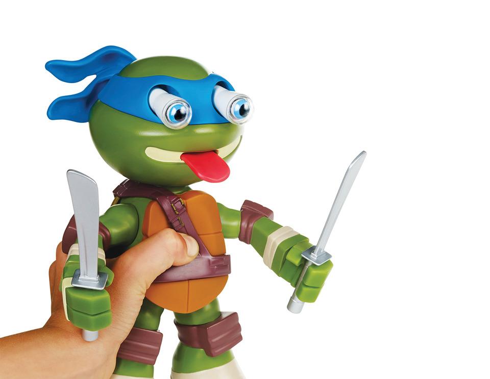 Squeeze em turtles