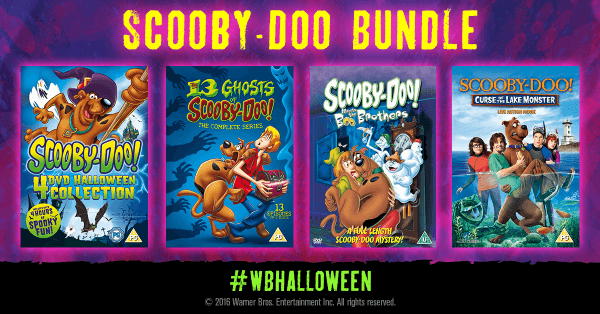 Halloween Scooby-doo bundle