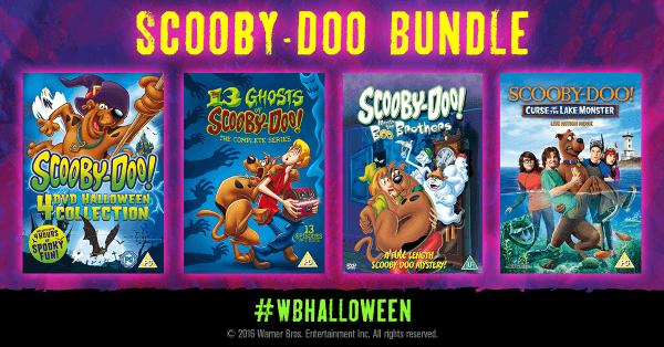 Halloween Scooby-doo bundle