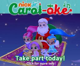 nickjr Carol-oke