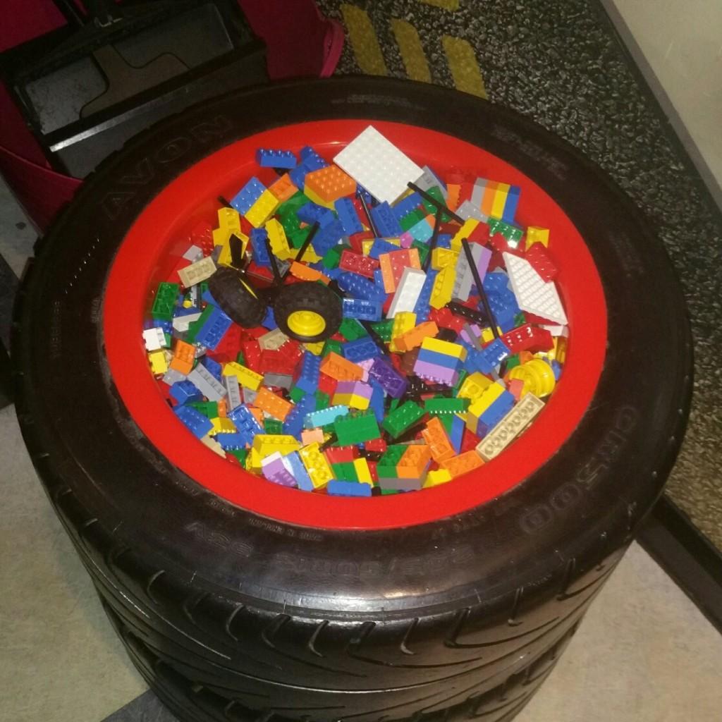lego builders