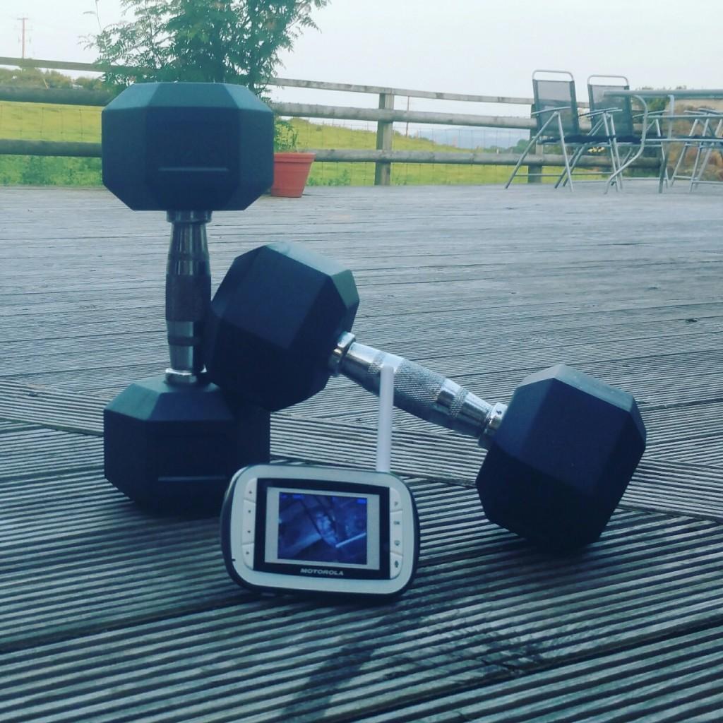 mum workout