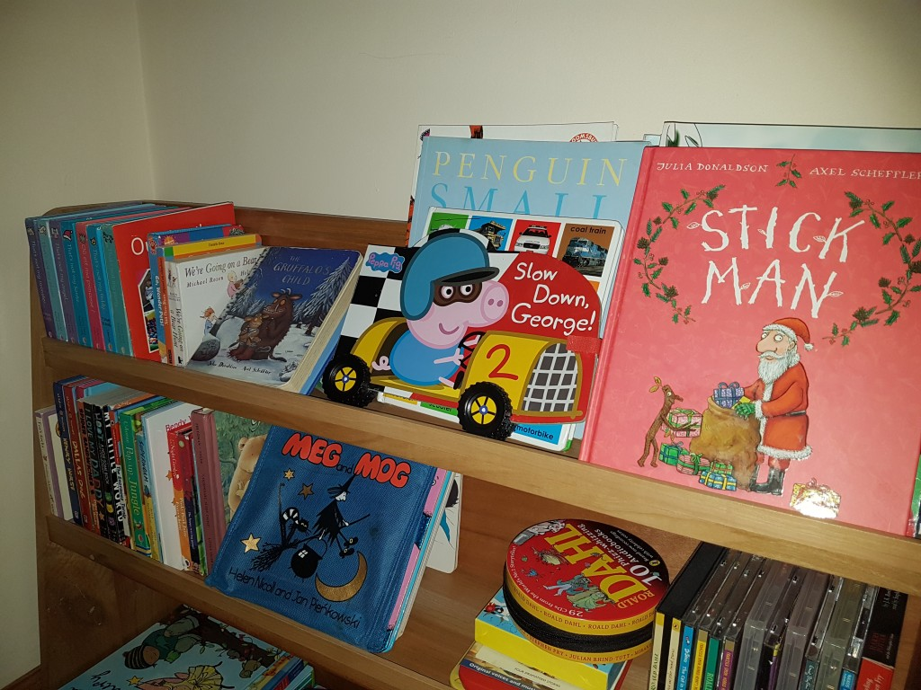 children's bookcase