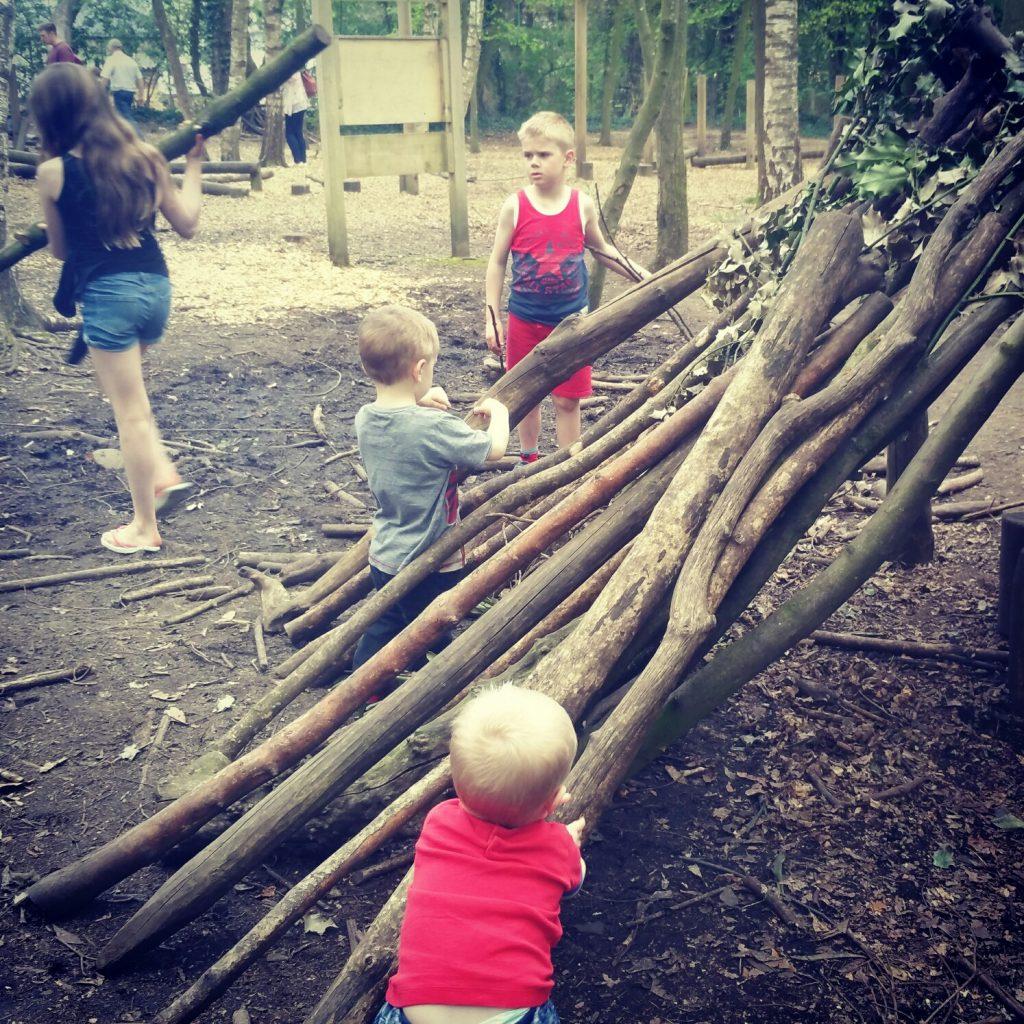 nurturing adventurous children