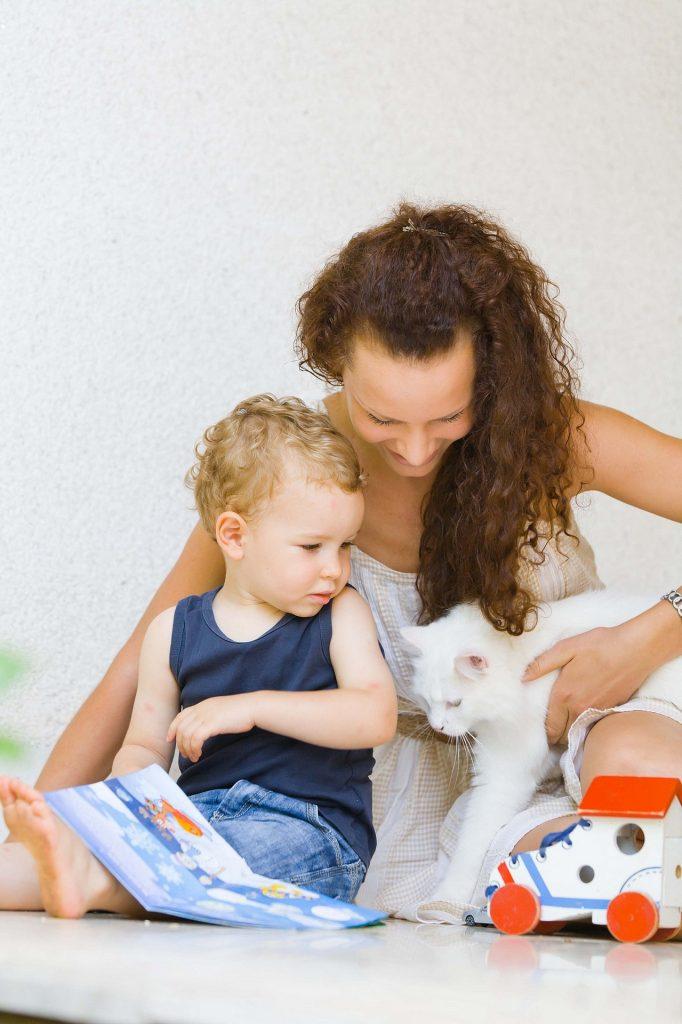 teaching children about animals