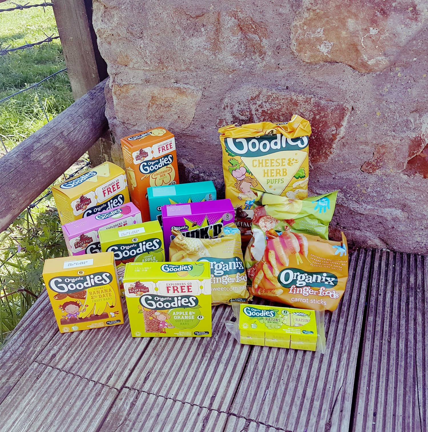 win an organix bundle