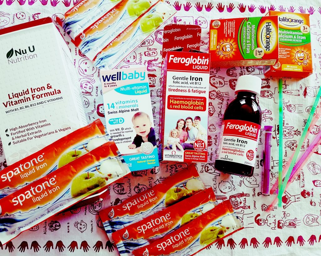 dealing with anaemia
