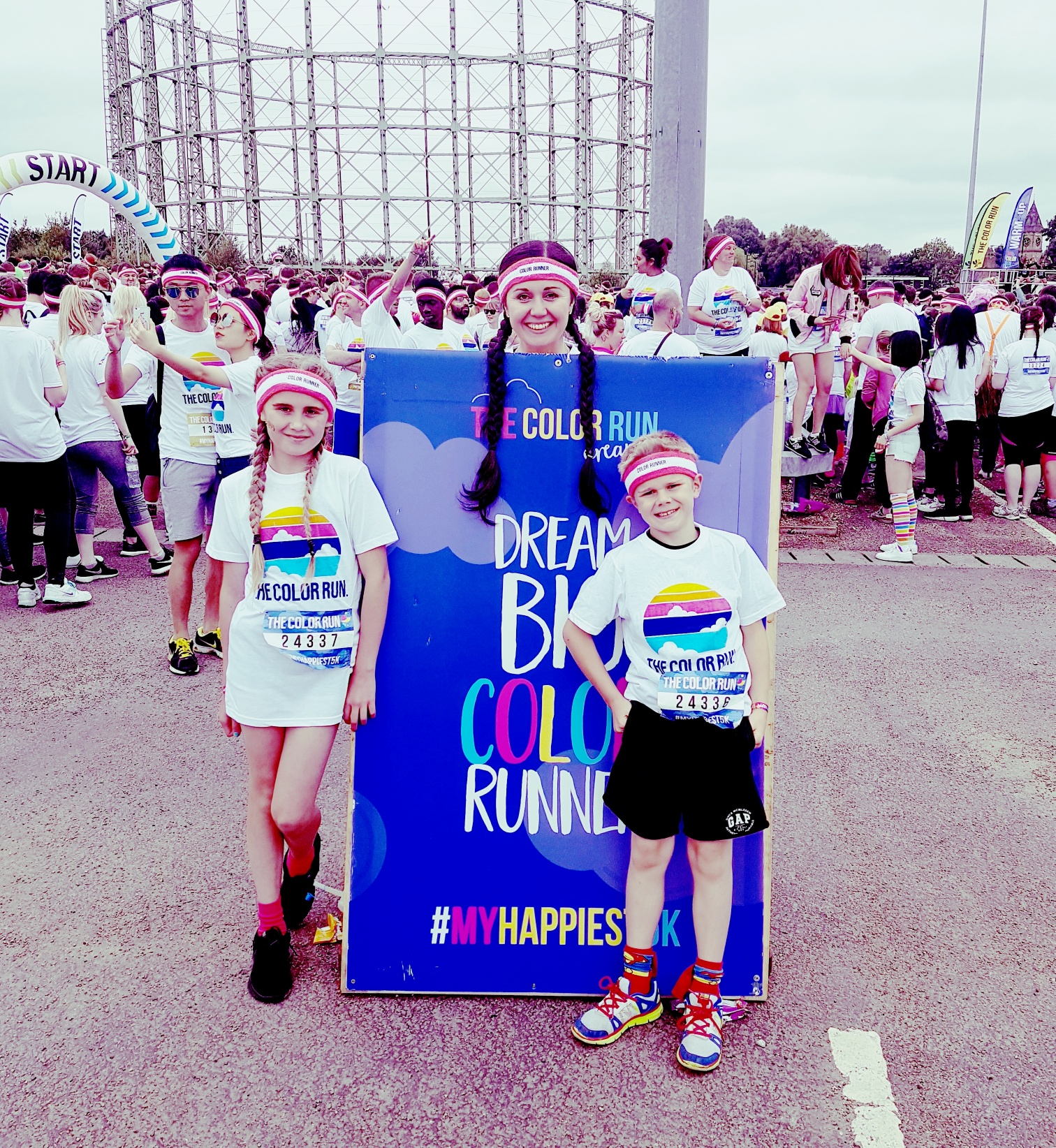 #MyHappiest5k