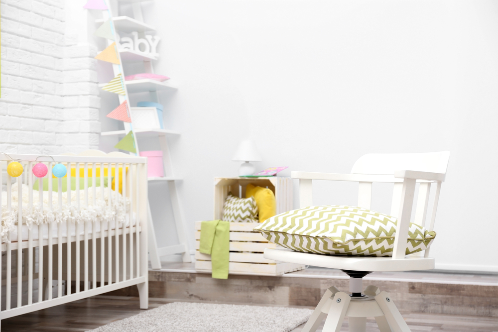 decorating a neutral nursery