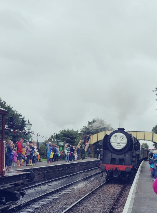 A day out on Thomas