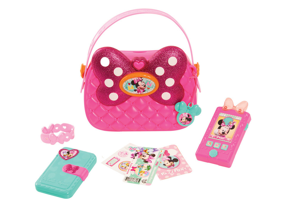 Minnies Happy Helpers Bag Set Contents