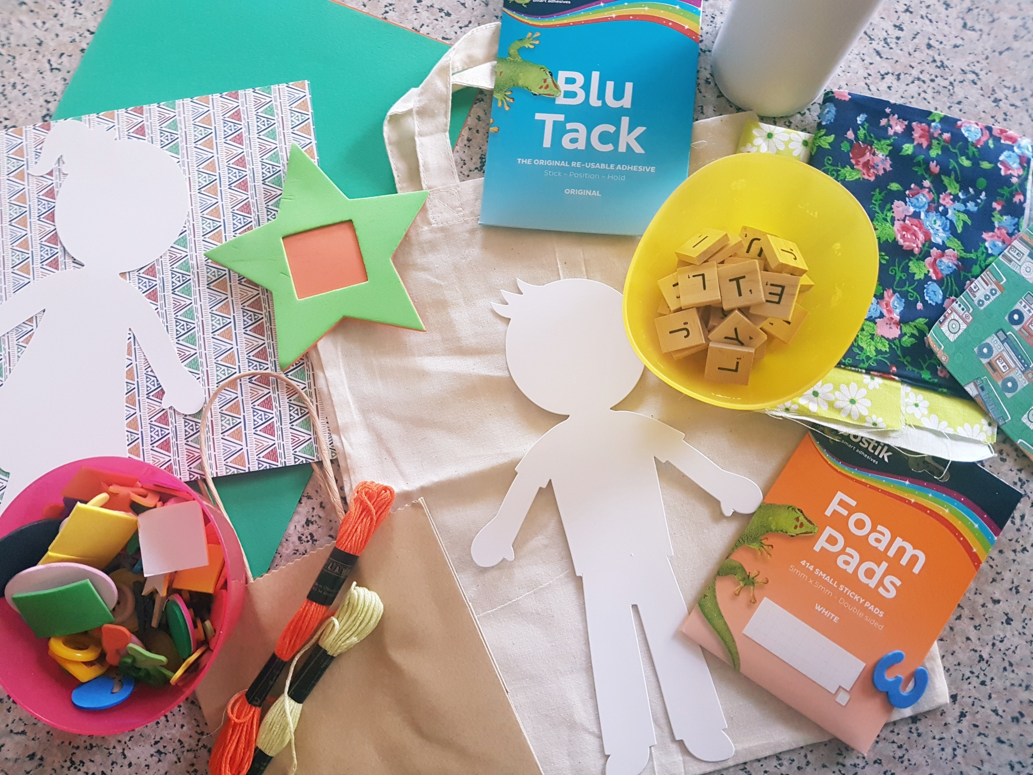 back to school craft