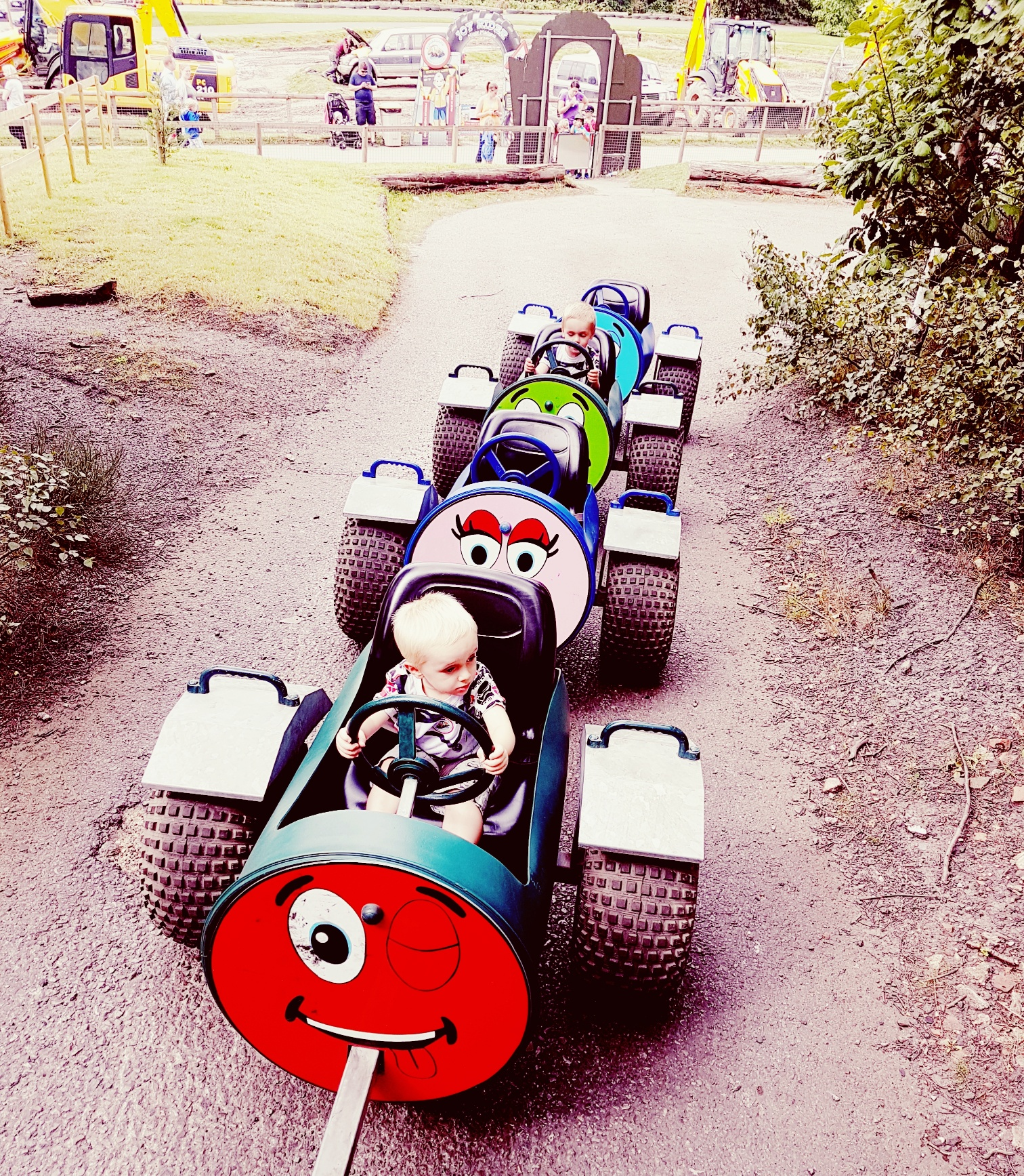 adventures at diggerland