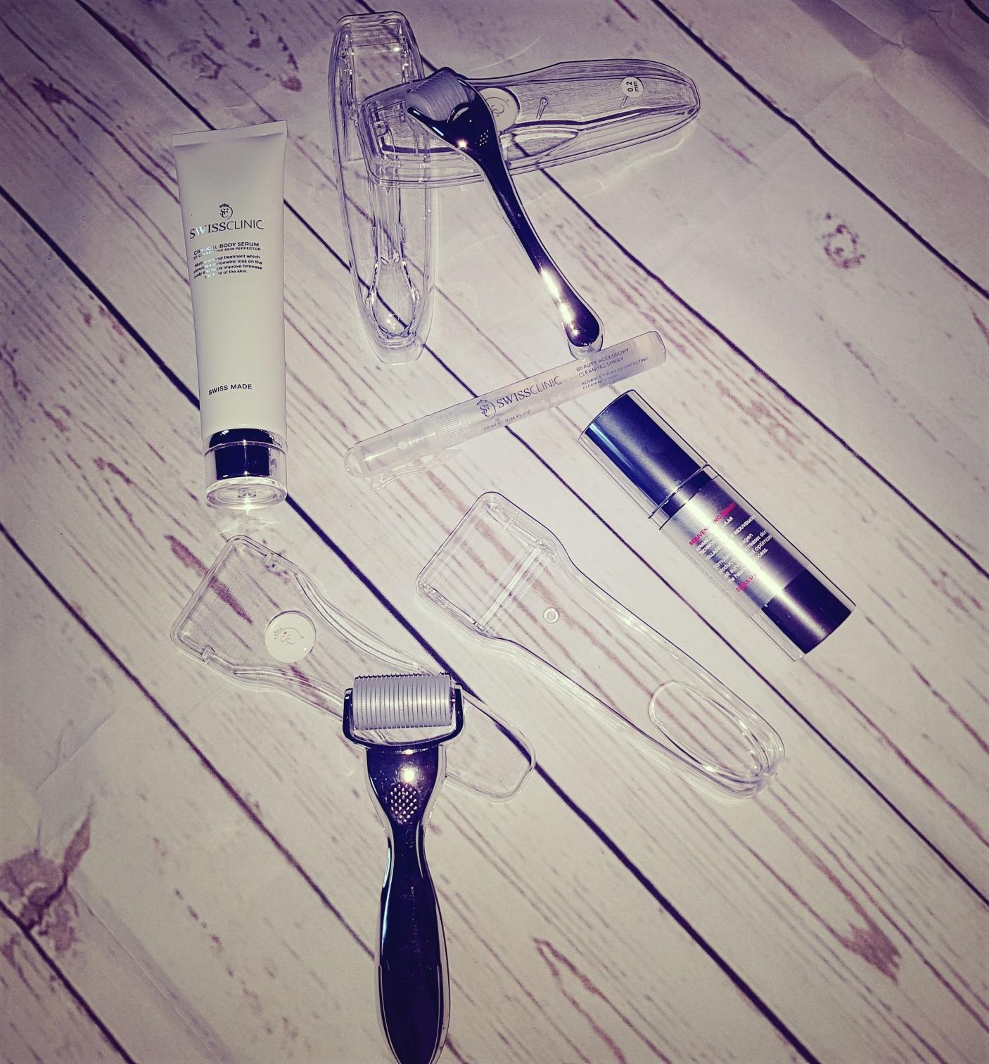 The benefits of microneedling