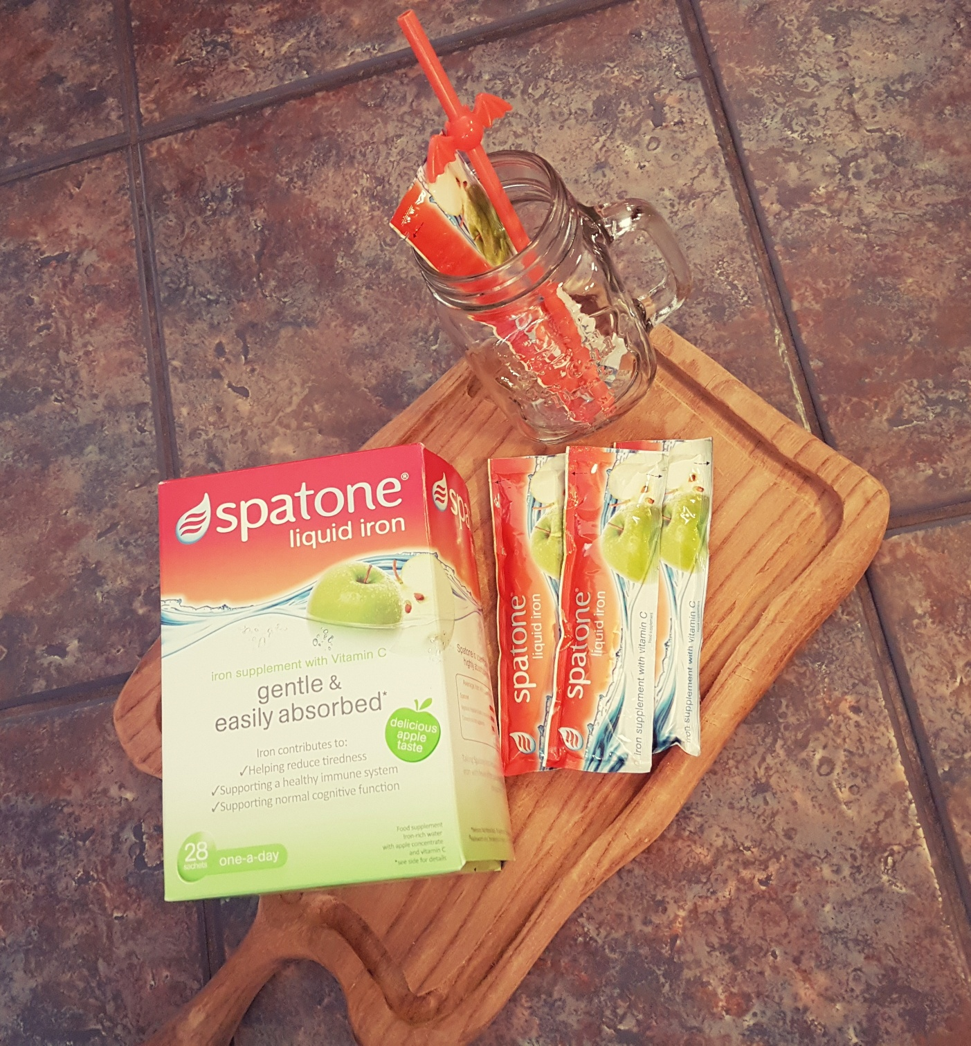 spatone for low iron
