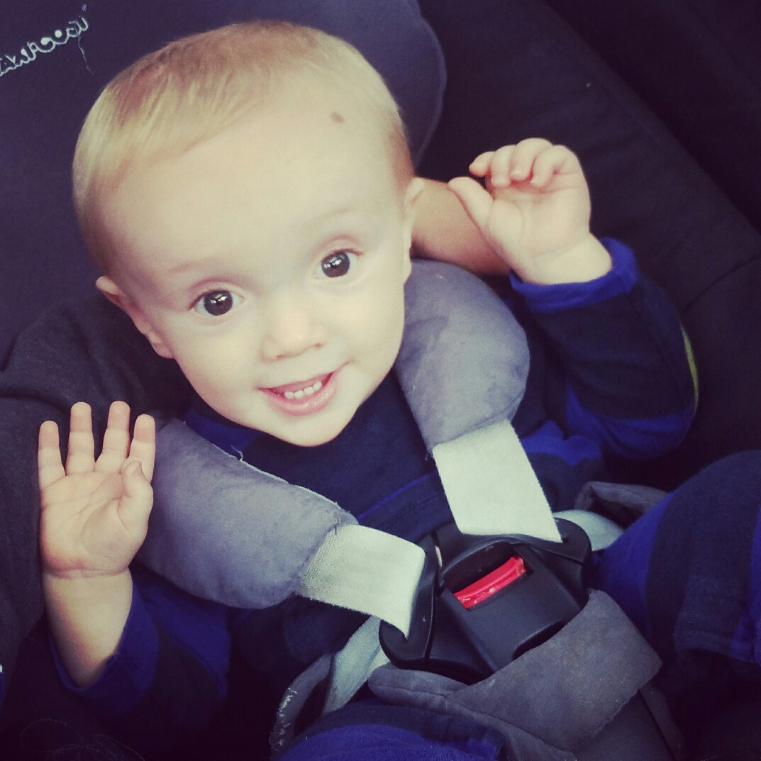 kids and car seats