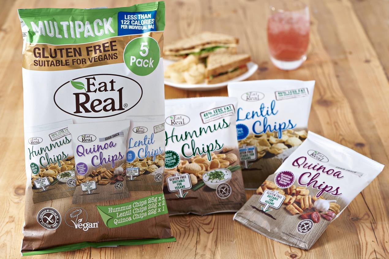gluten free snacking