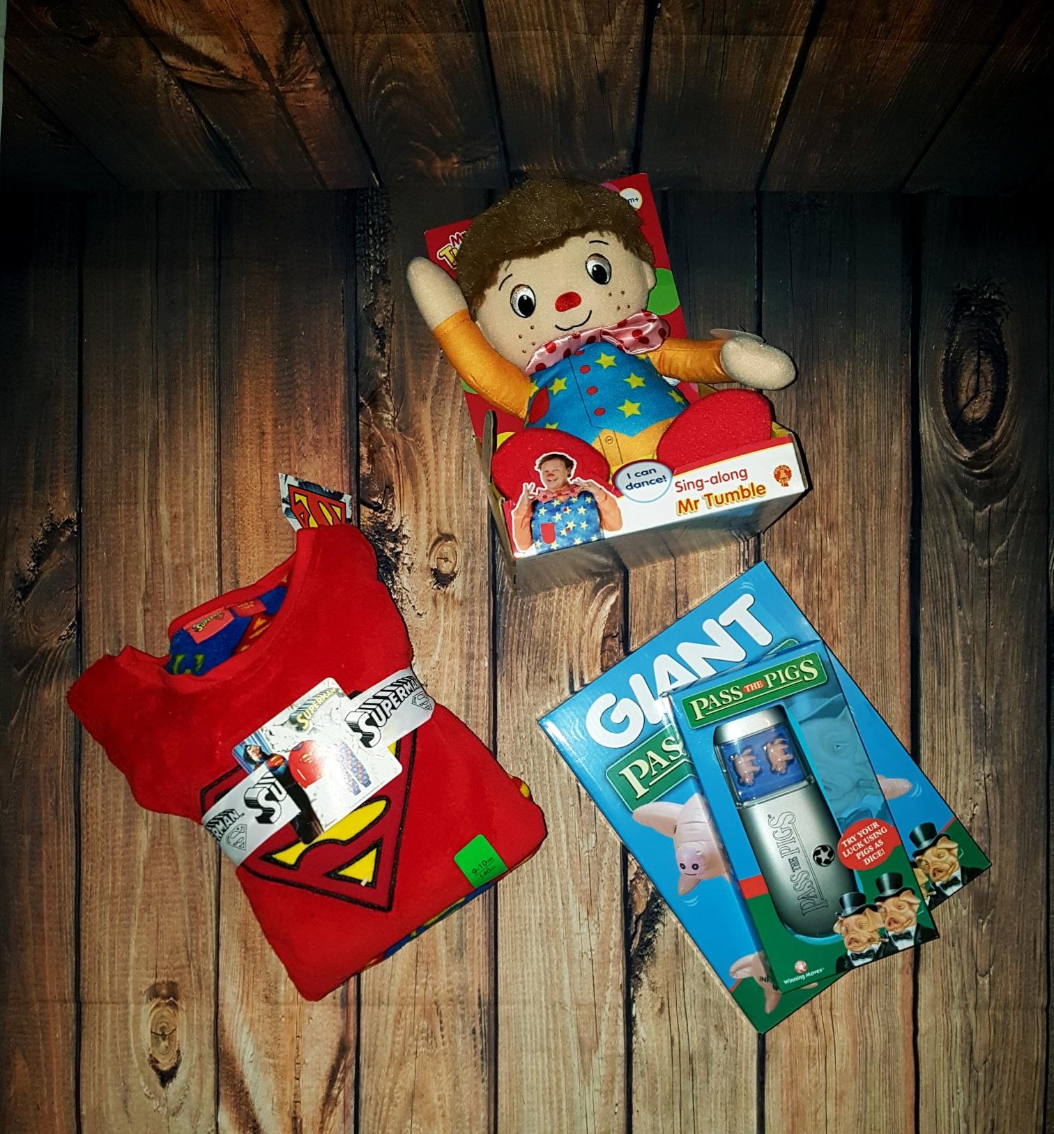 kids Christmas toys