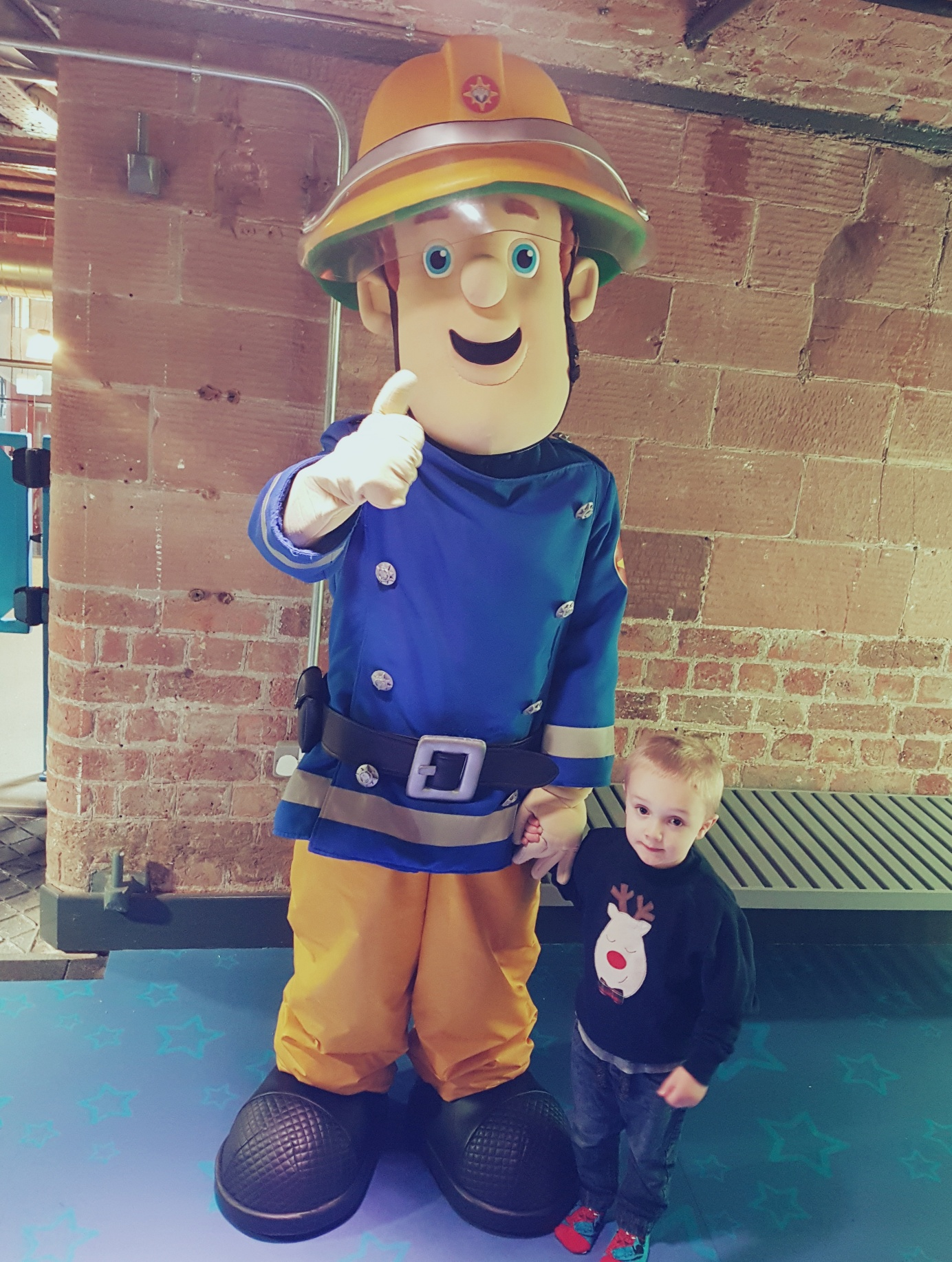 meet fireman sam