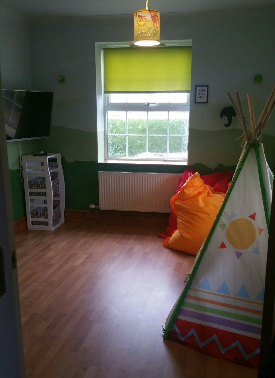 playroom flooring options