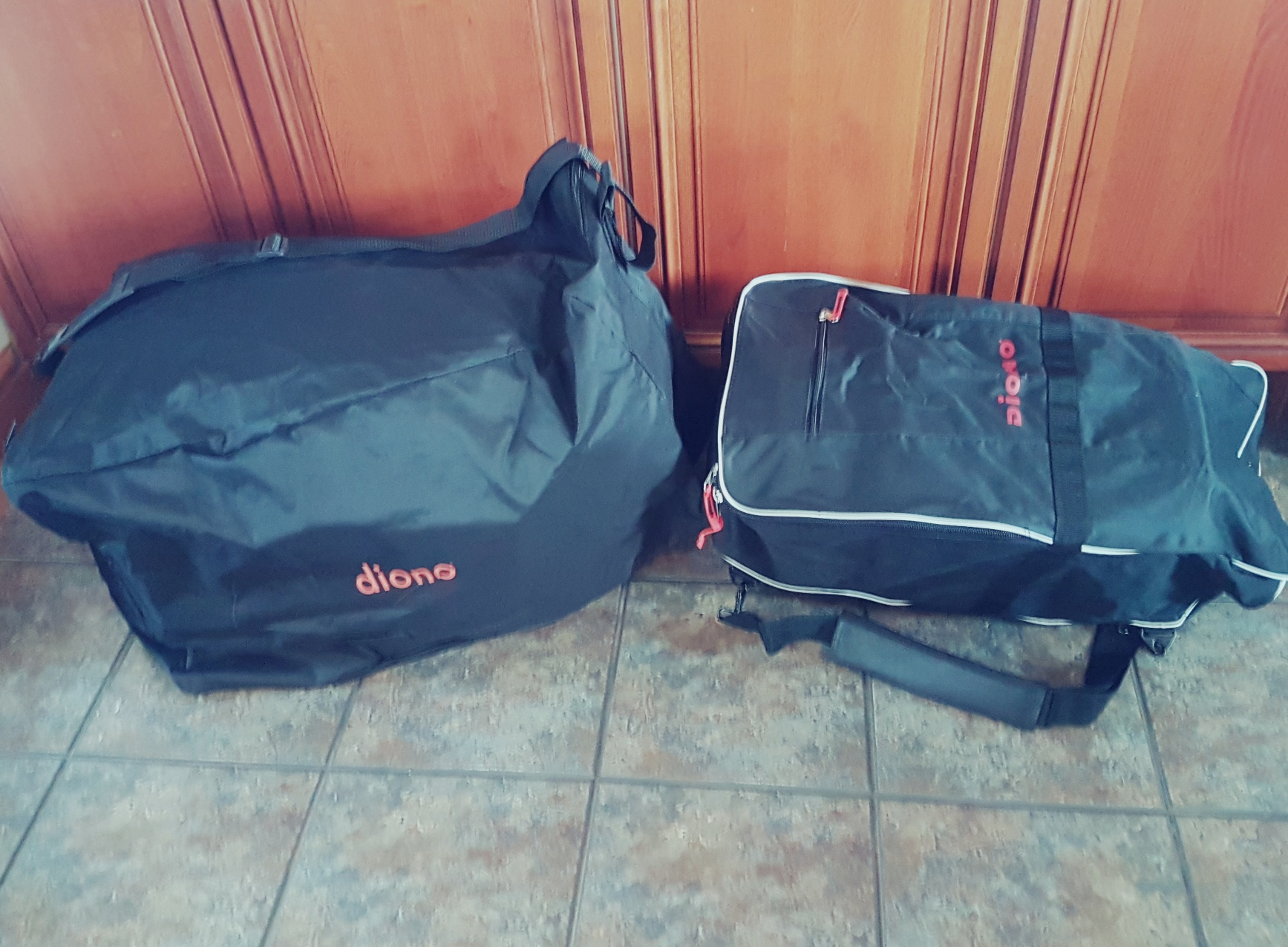 travel bags for car seats