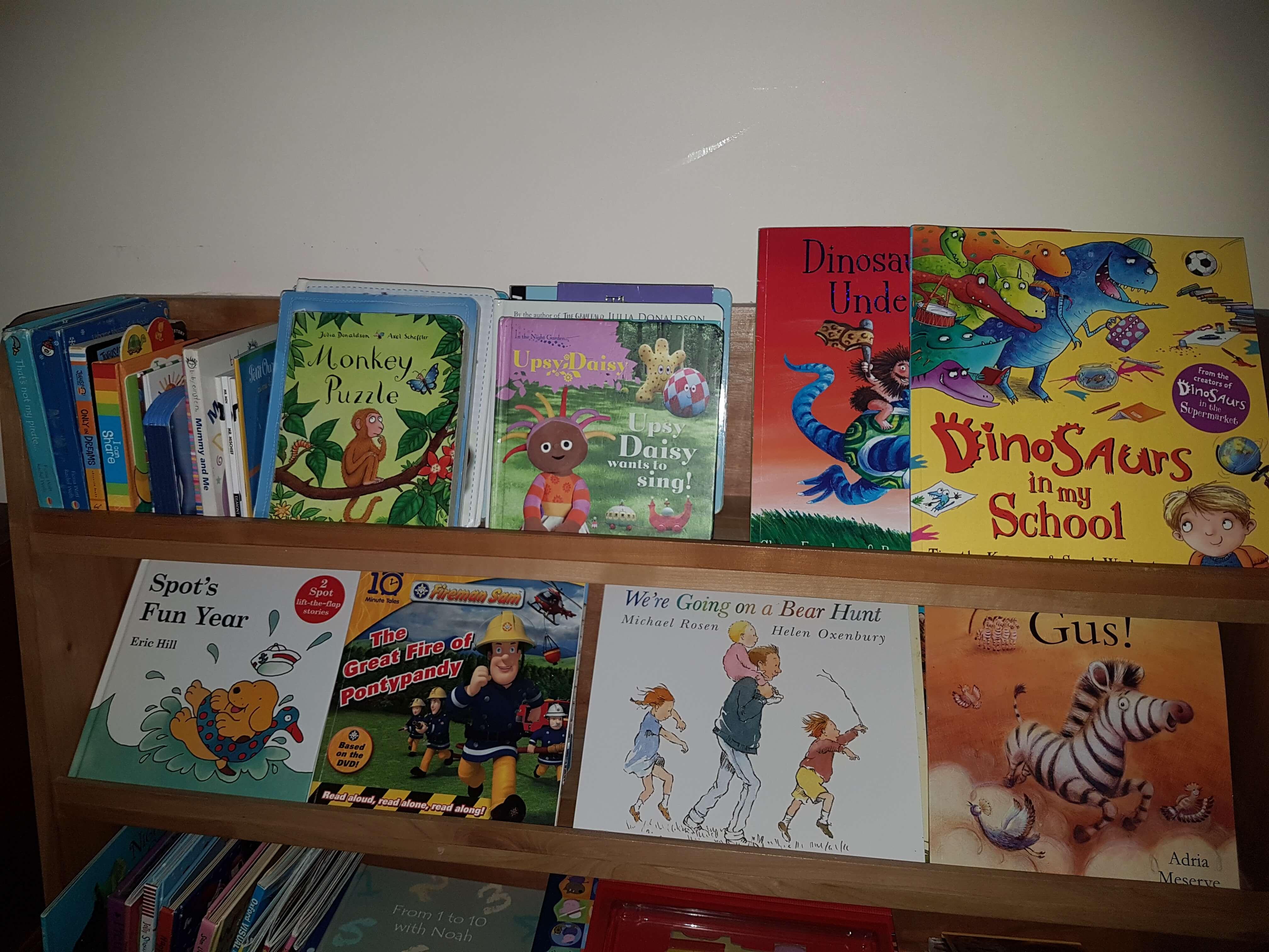 favourite children's stories