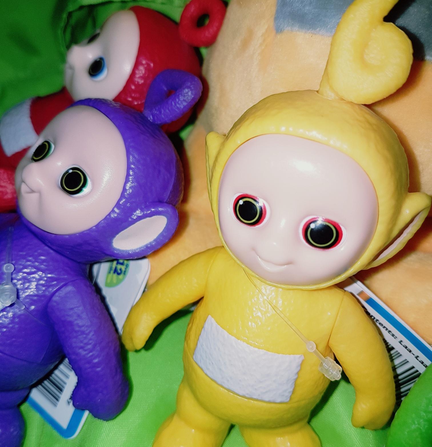 Teletubby toys