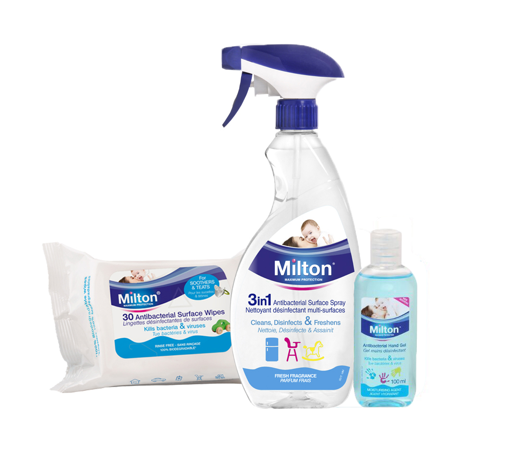 win milton products
