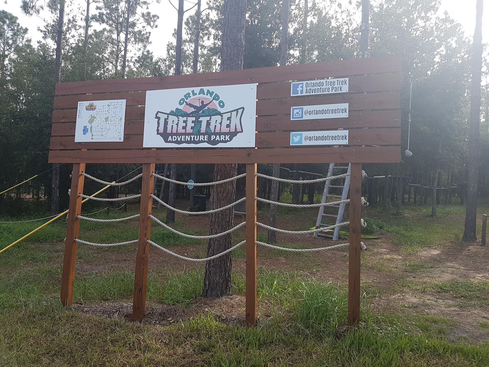 Orlando Tree Trek