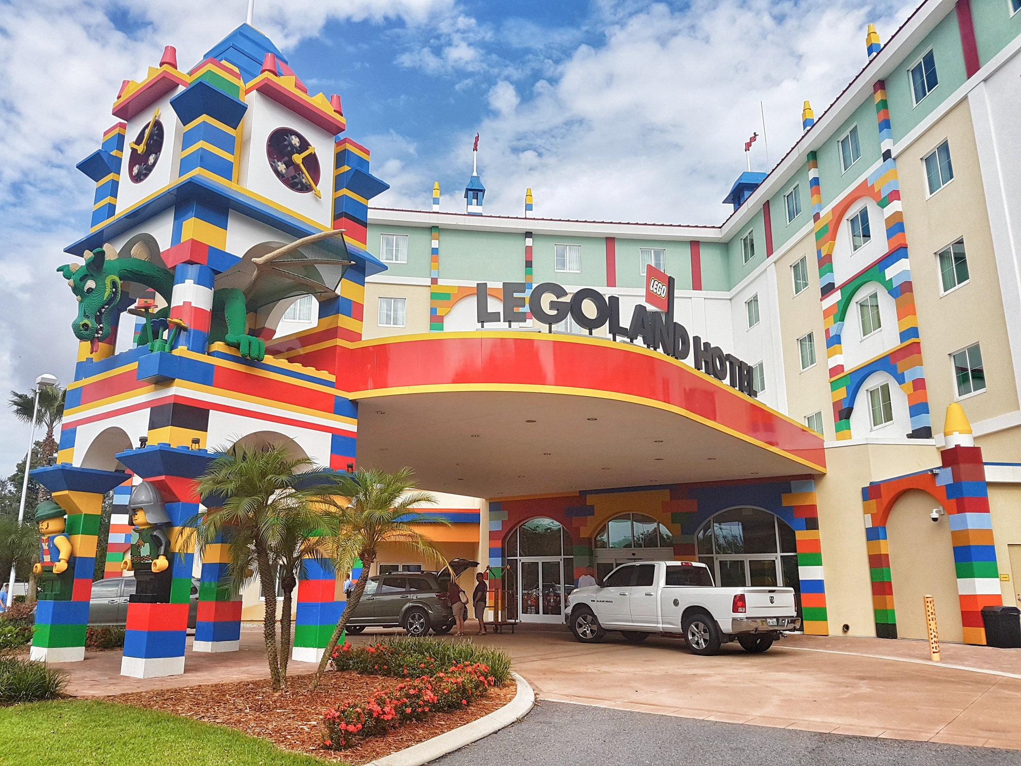 LEGOLAND Florida is a must see