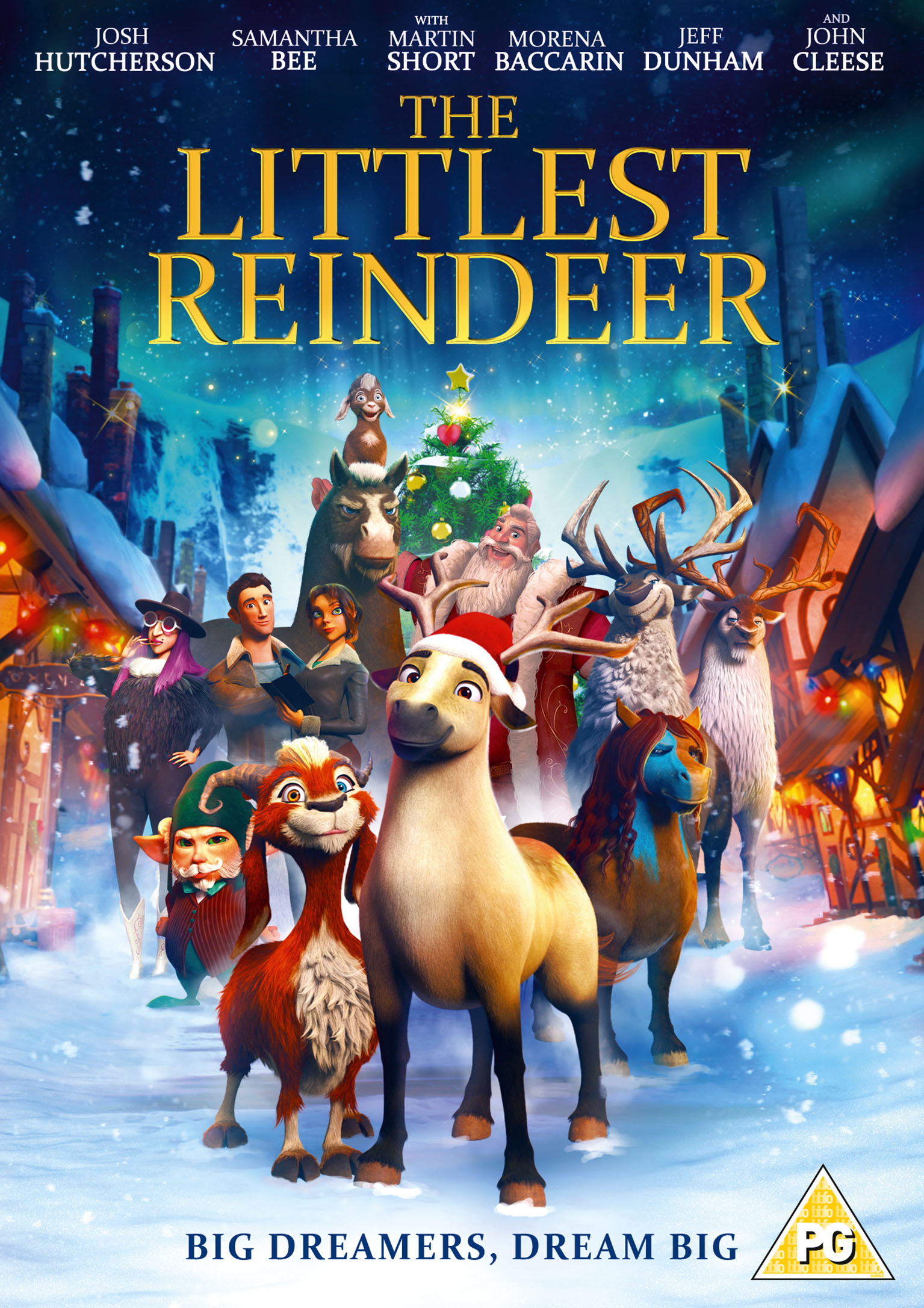 Win Christmas movie