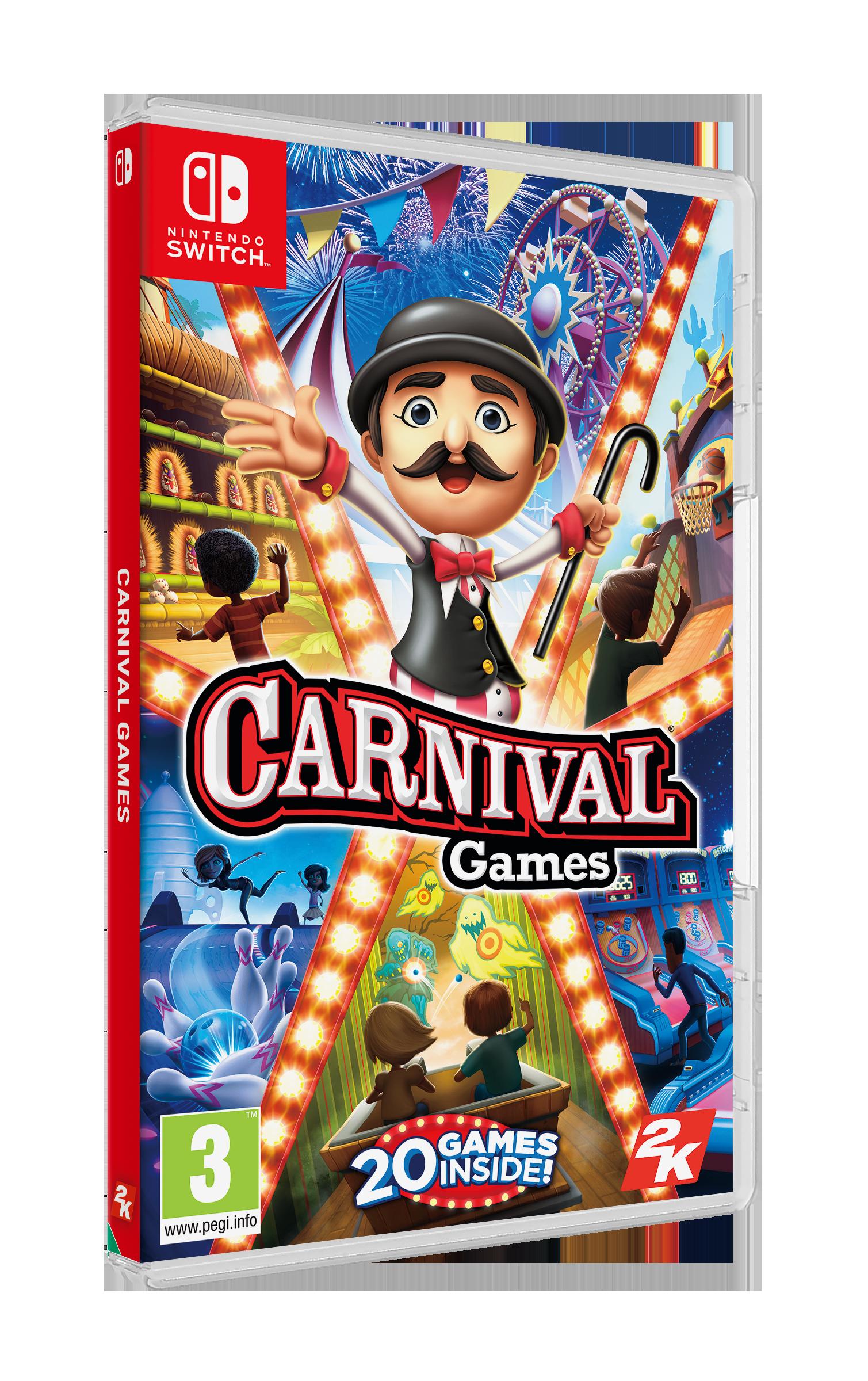Win Carnival Games