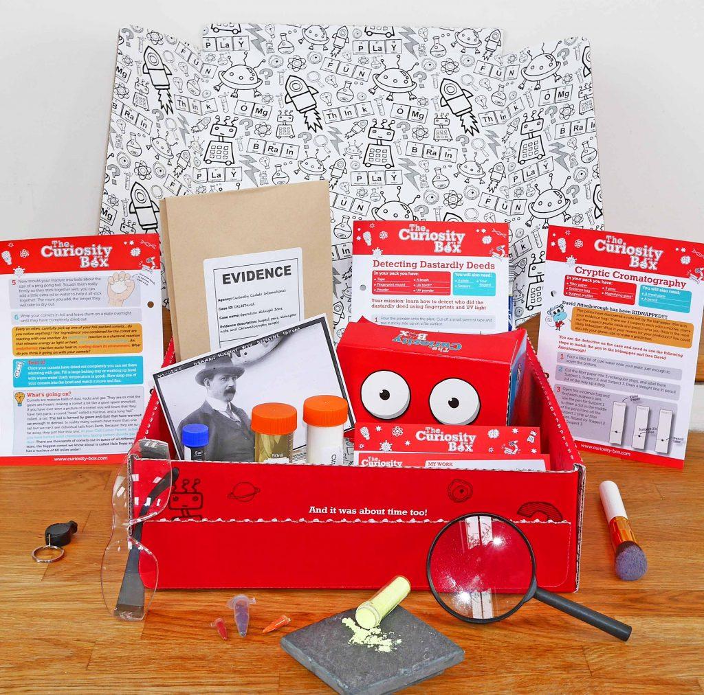 gift ideas for inquisitive children