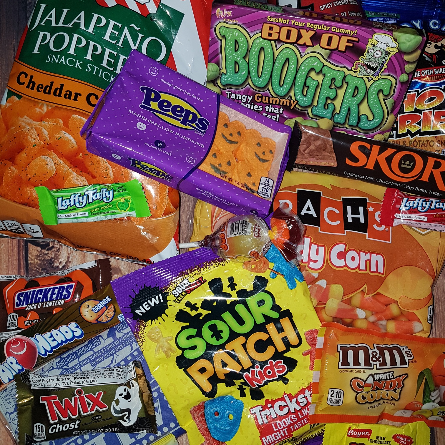 American sweets subscription box