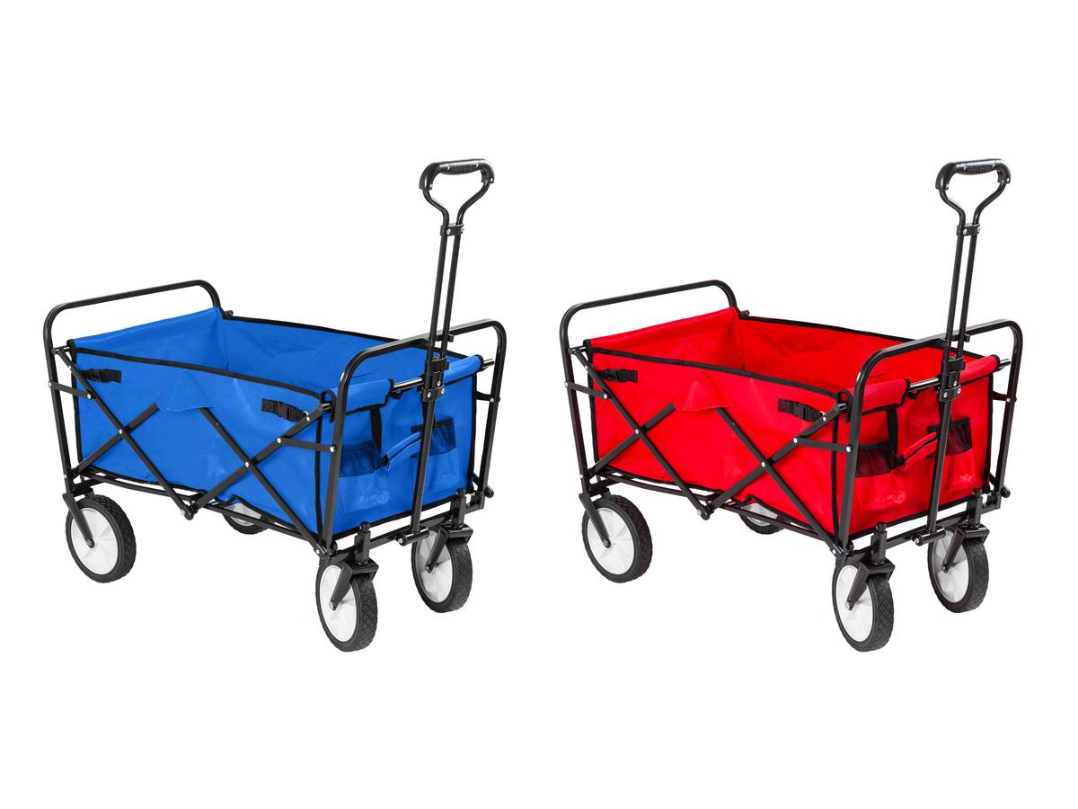 folding festival wagon