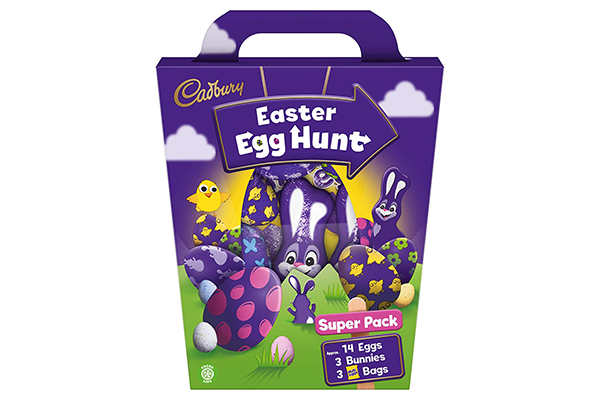 win Easter Egg Hunt Packs