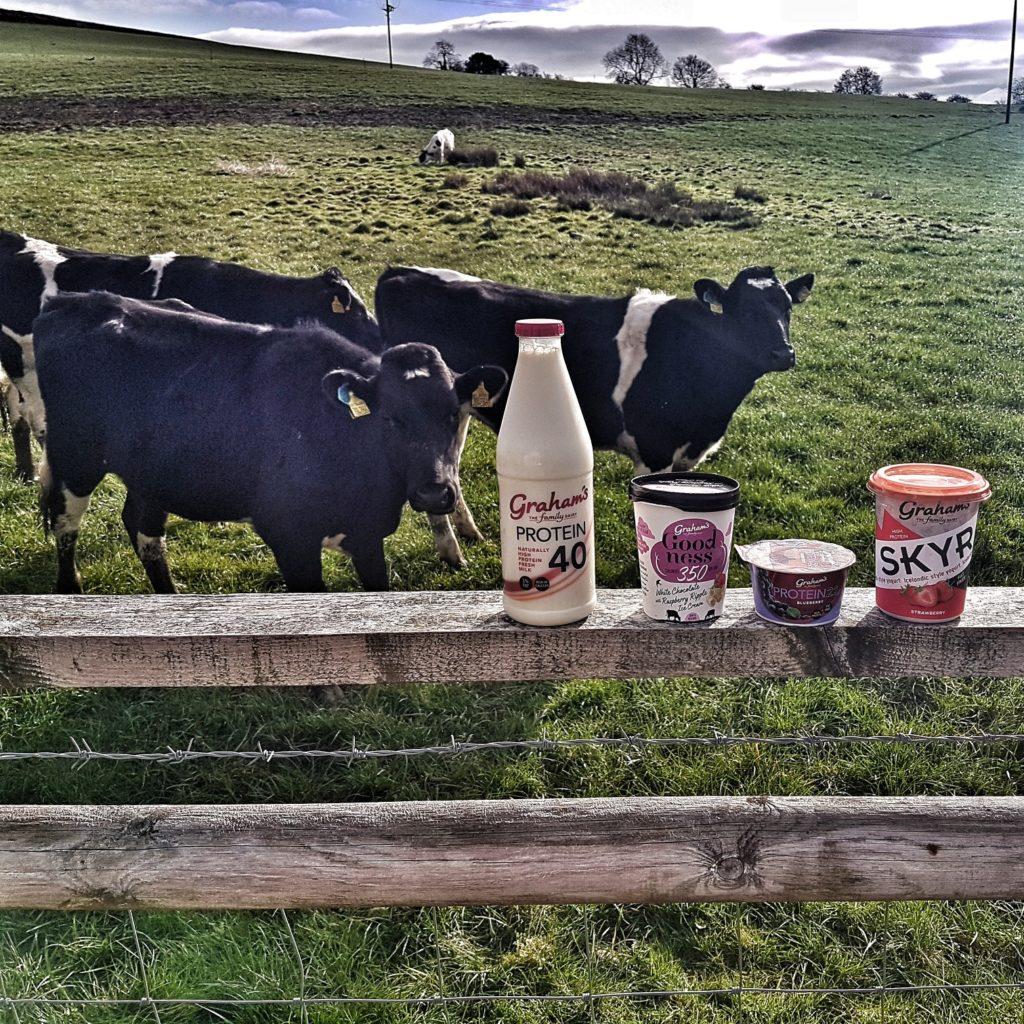Graham's High Protein Dairy Range