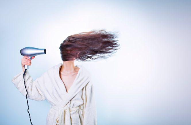 using hair oils